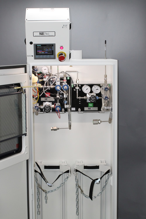 Two Cylinder Gas Cabinets | 2 Cylinder Cabinet