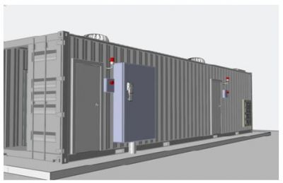 Containerized Hydrogen Systems