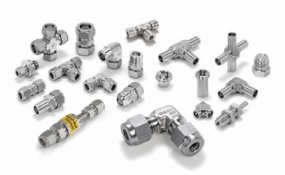 Various Ham-Let Instrumentation Fittings