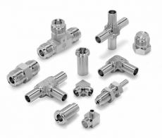 Ham-Let® UHP Weld Components