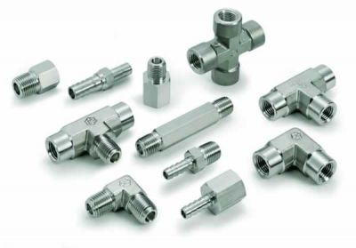Ham-Let® Instrumentation Pipe Fittings