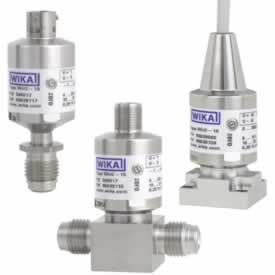 WIKA® UHP Pressure Transducers