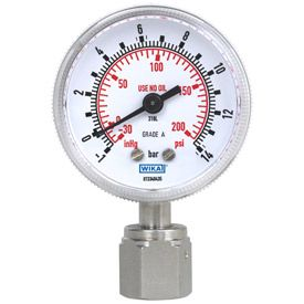 Compressed Gas Regulator Gauge