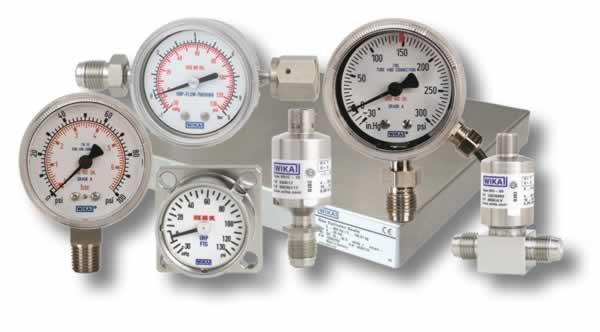 Specialized Pressure Measurement Instrumentation