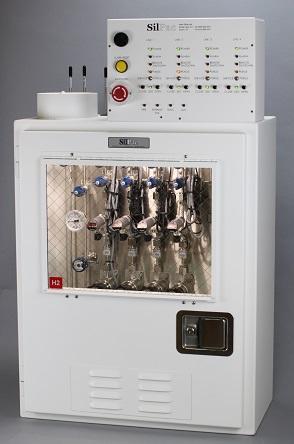 4 Amp 8 Stick Vmb Standard Vmb Gas Cabinet