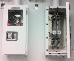 SilPac Gas Valve Manifold Boxes